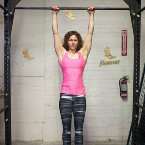 Strength & Bar muscle up muscle-up