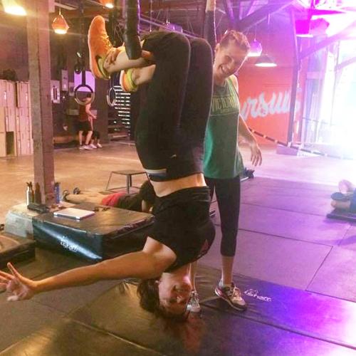 Teaching Trapeze