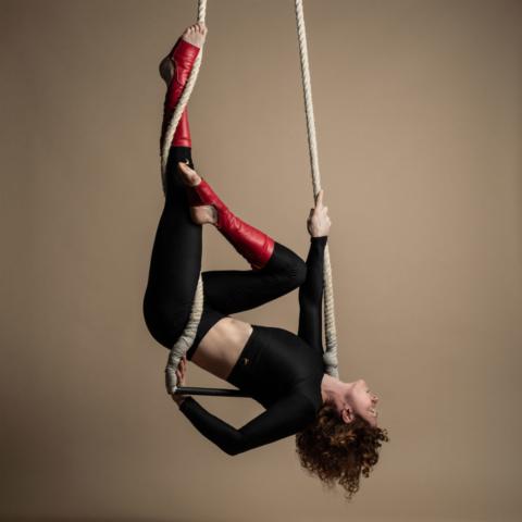 circus trapeze aerial arts toronto